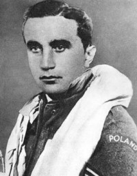 Sgt Josef Frantisek (note the 'POLAND' patch)
